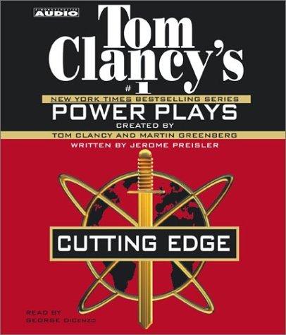 Cutting Edge (Tom Clancys Power Plays, #6) Jerome Preisler