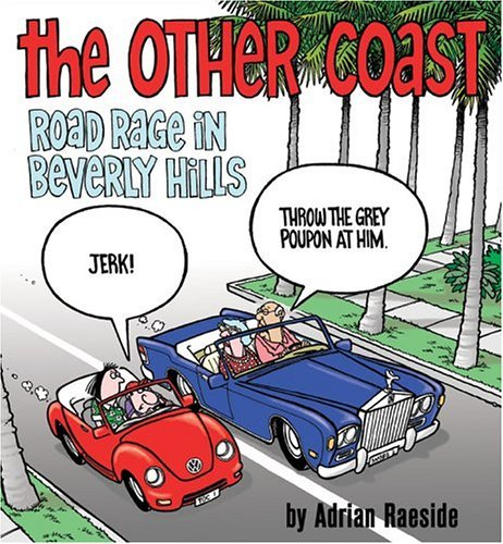 The Other Coast  by  Adrian Raeside