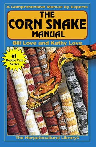 Corn Snake Manual Bill Love