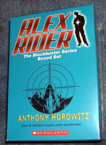 Alex Rider Boxed Set (Alex Rider, #1-5)  by  Anthony Horowitz