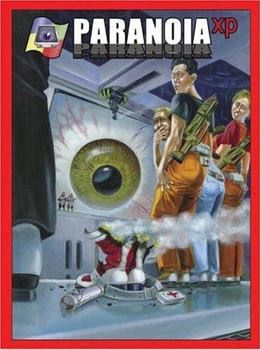 Paranoia XP  by  Allen Varney