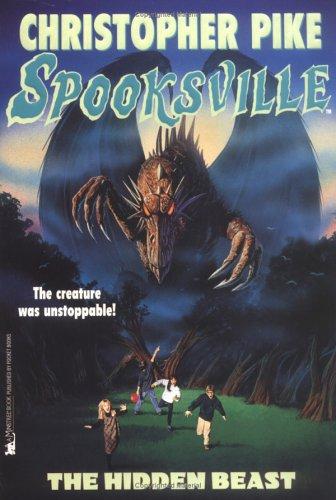 The Hidden Beast (Spooksville, #12) Christopher Pike