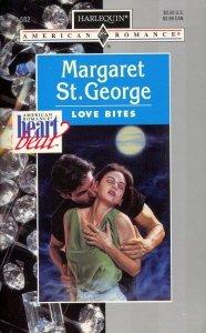 Love Bites  by  Margaret St. George