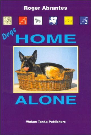 Dogs Home Alone  by  Roger Abrantes