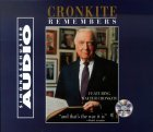 A Reporters Life, Walter Cronkite - Readers Digest Select Editions in Large Type, Volume 97, 1998 by Walter Cronkite