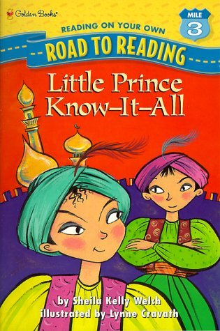 Little Prince Know-It-All Sheila Kelly Welch