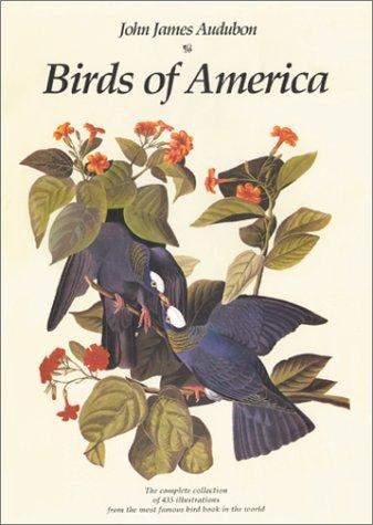 Birds of America  by  John James Audubon