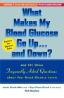 What Makes My Blood Glucose Go Up...and Down?: And 101 Other Frequently Asked Questions about Your Blood Glucose Levels Jennie Brand-Miller