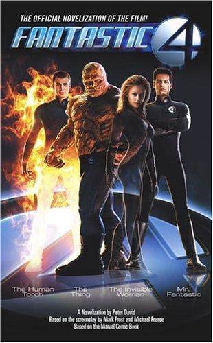 Fantastic Four Peter David