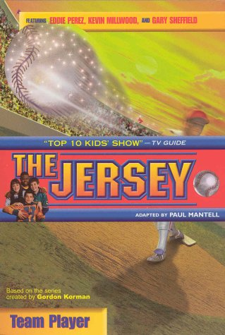 The Team Player (The Jersey, #5)  by  Gordon Korman