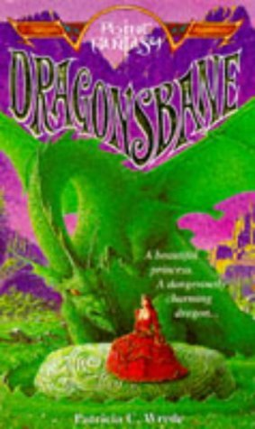 Dragonsbane (Enchanted Forest Chronicles, #1)  by  Patricia C. Wrede