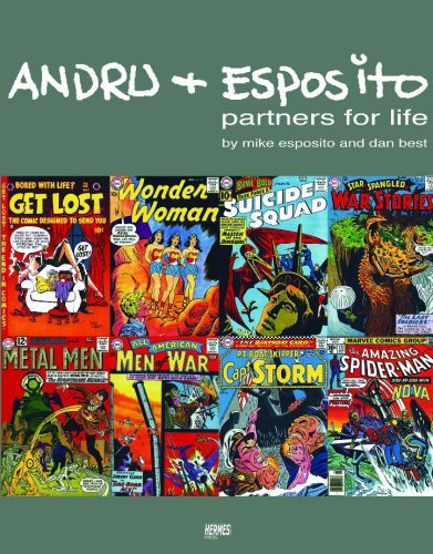 Andru and Esposito Partners for Life Hc Mike Esposito