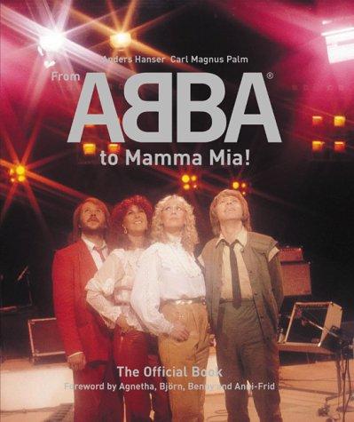 Licht und Schatten ABBA Die wahre Geschichte Carl Magnus Palm
