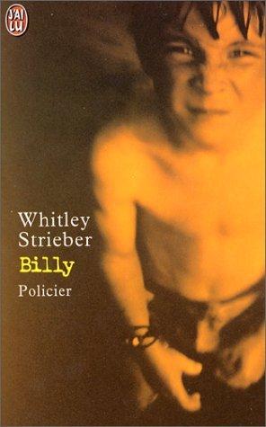 Billy Whitley Strieber