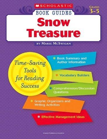 Snow Treasure: Study Guide  by  Gary Davis