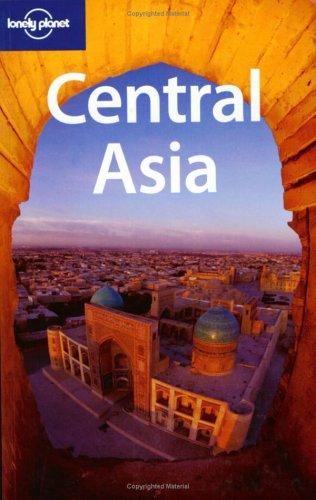 Central Asia Paul Clammer
