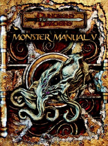Monster Manual V David Noonan