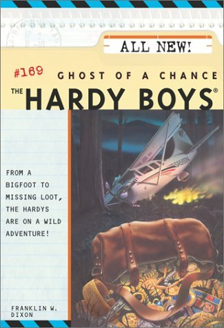 Ghost of a Chance (Hardy Boys, #169) Franklin W. Dixon