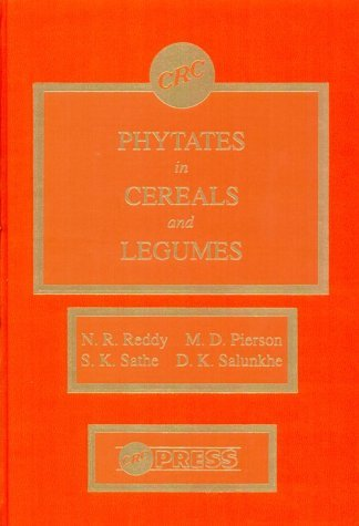Phytates in Cereals and Legumes  by  N.R. Reddy