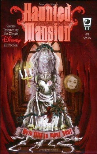 Haunted Mansion #1 Roman Dirge