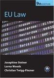 EU Law  by  Jo Steiner