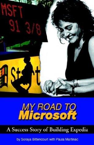 My Road to Microsoft Soraya Bittencourt