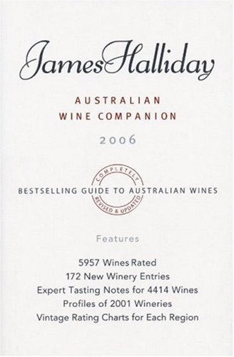 James Hallidays Australian Wine Companion  by  James Halliday