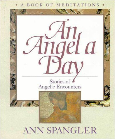 An Angel a Day: Stories of Angelic Encounters: A Book of Meditations  by  Ann Spangler
