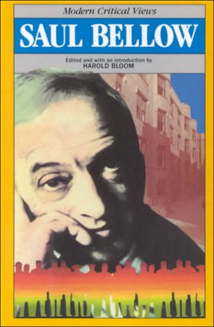 Saul Bellow  by  Harold Bloom