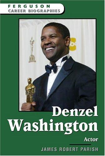 Denzel Washington  by  James Robert Parish