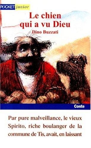 Le chien qui a vu Dieu Dino Buzzati