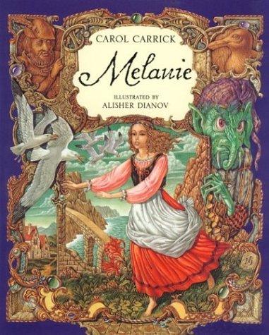 Melanie  by  Carol Carrick