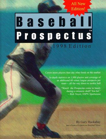 Baseball Prospectus: 1998 Ed Gary Huckabay