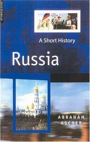 Russia: A Short History  by  Abraham Ascher