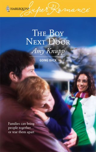 The Boy Next Door (Salingers, #1) Amy Knupp
