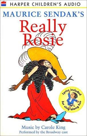 Maurice Sendaks Really Rosie Audio: Maurice Sendaks Really Rosie Audio Maurice Sendak
