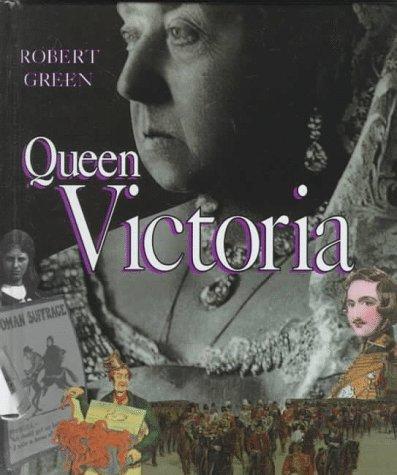 Queen Victoria  by  Robert Green