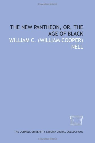 The New pantheon o, The age of black  by  William        Cooper