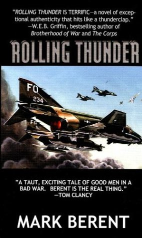 Rolling Thunder (Wings of War, #1)  by  Mark Berent