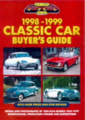 Classic Car Buyers Guide: 1998-99 Chris Rees