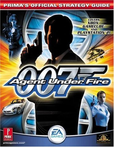 007: Agent Under Fire (Xbox & GameCube) David Hodgson