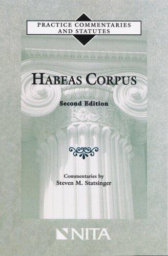 Habeas Corpus Steven M. Statsinger