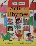 First Verses - Action Rhymes John   Foster