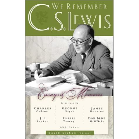 cs lewis essay on science fiction Cs lewis and the problem of religion in science fiction and fantasy this essay was published earlier this like twain, cs lewis populated his.