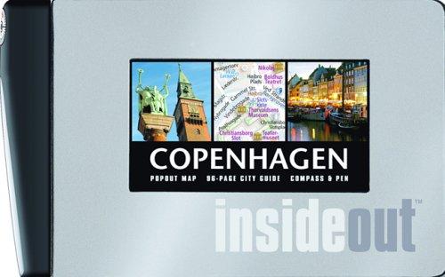 Copenhagen.  by  Compass Maps