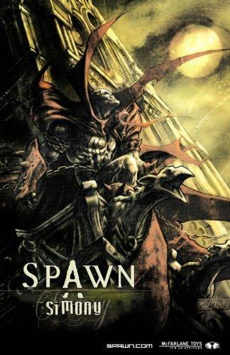 Spawn: Simony  by  Alex Nikolavitch