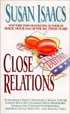 Close Relations  by  Susan Isaacs
