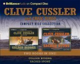 Golden Buddha / Sacred Stone (The Oregon Files, #1-2)  by  Clive Cussler