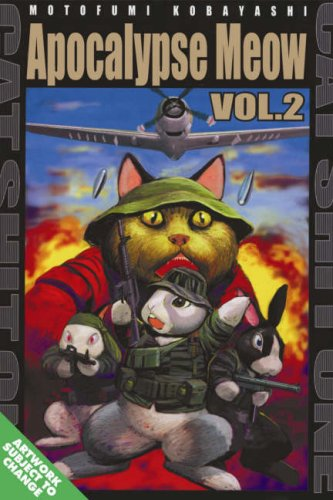Apocalypse Meow, Vol. 1 Motofumi Kobayashi