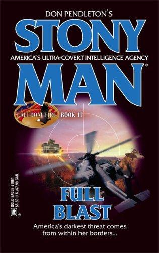 Full Blast (Stony Man, #77) Mike Linaker
